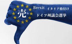 【トレード戦略】ユーロ安&円高加速で大勝利!ヘッセン州議会選挙で欧州崩壊へ?【10月26日】