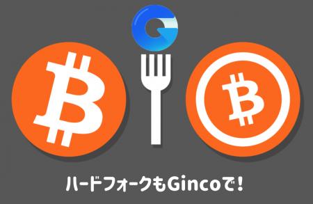 【BCH対応】ハードフォークもGinco(ギンコ)で対策!実際に使ってみた【仮想通貨モバイルウォレットアプリ】