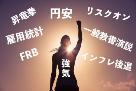 【リスクオン】強気に転じる相場!株高→円売りでドル円は上昇し…【2月5日のトレード戦略】