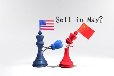 【円高】関税引き上げを織り込む市場!米中貿易戦争でセルインメイか?【5月8〜9日のトレード戦略】