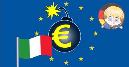 【メルケル砲】G7を睨んでポンド乱高下!イタリアは首相辞任→解散総選挙?【8月21〜22日のトレード戦略】