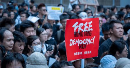 【ドル円反発】香港人権法案が今日にも上院可決?今後はトランプ大統領が鍵!【11月19日の戦略&展望解説】