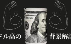 【為替】ドル高の加速とその背景について!短期的には過熱感もあるが…【3月20日】