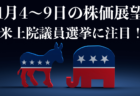 【雇用統計週】米上院議員選挙に注目!短期はプライスアクション重視【1月4〜8日の週間株価展望】
