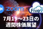 【解説】ZoomがFive9を買収!コロナ・プチショックはありそうだが押し目狙い【7月19〜23日の週間株相場展望】